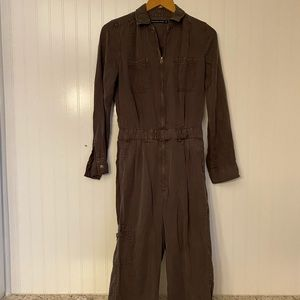 ABERCROMBIE AND FITCH MILITARY JUMPSUIT
